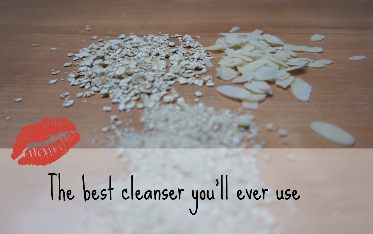 Make your own Cleansing Grains + new recipe for combination skin!