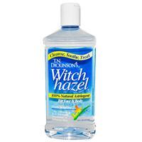 witch hazel best toner