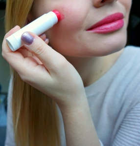 The Makeup Dummy |  Easy DIY Cheek tint en Lip Tint