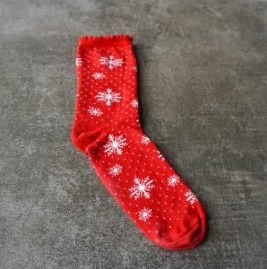 Upcycle your Christmas socks !